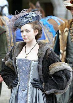 Sarah Bolger as Mary Tudor (The Tudors HBO production)