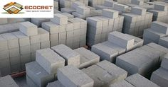 Ecocret is the best manufacturer of fly ash bricks & milano pavers in Noida Extension. #FlyashBricks #MilanoPavers #InterlockingTiles #PaversTiles #Kerbstone #HollowBlocks Contact us:- Mobile - +91 9540040451 Email - ecocret@gmail.com http://ecocret.soup.io/…/Ensure-of-finding-right-quality-fl… Visit to Website:- www.ecocret.com