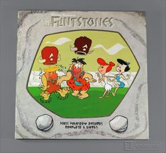 https://flic.kr/p/BtUHFD   Flintstones ~ FLINTSTONES LASERDISC BOX SET with Cover Art by JOHN KRICFALUSI   Again, I'm deviating a bit from what is usually the subject of my photos.