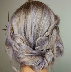 Lilac Blonde