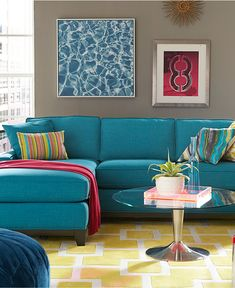 Keegan Fabric Sectional Sofa Living Room Furniture Collection - Furniture - Macy's Or family room
