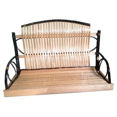 Chelsea Home Furniture Fifer 3 ft. Porch Swing - 829933-R-N