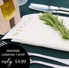 Menu Templates Free Microsoft Captivating Free Sunset Mr And Mrs Printable  Budget Bride Ideas  Pinterest .