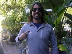 Dave voted!