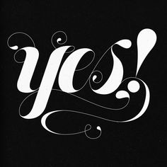 Yes! — Friends of Type on a side note i would really like my wanderlust tattoo in this font