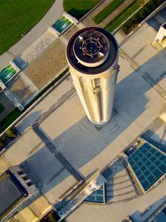 A different view Liberty Memorial in Kansas City, Mo