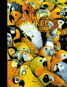 La volière dorée / Carll Cneut ; Anna Castagnoli. - Pastel Ecole des Loisirs, 2015