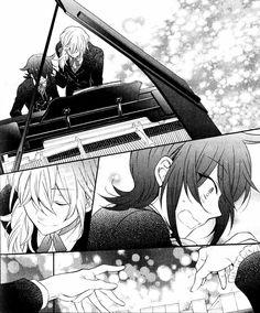 Duet / Vincent e Leo / Pandora Hearts