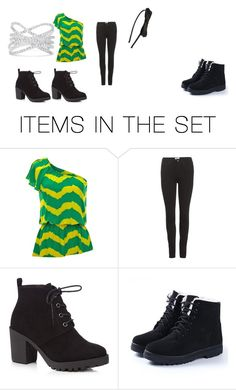 """Day at ThemePark"" by akariquoet on Polyvore featuring art and themepark"