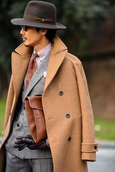 See all the best street style from Pitti Uomo AW17 as the biggest names in fashion head to the Italian trade show. Remember, it's not all about the catwalks...