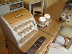 Mumaroo: Cash Register. So cool.