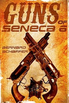 Free Kindle Book For A Limited Time : Guns of Seneca 6 - Get Your Guns Ready!  In the dusty plains beyond the wasteland is a world of outlaws, gunslingers and native tribes.  The Guns of Seneca 6 series blends the best of the Old West and science fiction for all out adventure.  ***Jem Clayton is the son of a murdered Sheriff, a hero, the kind who leaves a shadow behind.  Jem is no hero though.  He's an outlaw, a highwayman as famous for his lightning-fast raids as he is for the gentlemanly…
