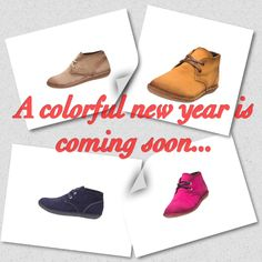 A color ful new year is coming soon..Wait For changes