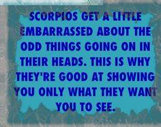 Never lie to a Scorpio #scorpio #personality #zodiac #traits ...