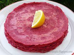 Beet Wraps #glutenfree #vegan
