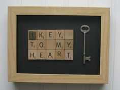 Key+to+my+Heart+with+Scrabble+tiles+Key+by+WorddrowAndButtons