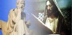 Έχουν διασωθεί αρχαία κείμενα που το αποδεικνύουν... Στην Πολιτεία του Πλάτωνα (B, V , 362) – βιβλίο που όλοι το αποδέχονται – περιέχεται μία προφητεία ισάξια μ' αυτές των προφητών της Παλαιάς Διαθήκης: Creepy Vintage, Greek History, Do Your Best, Dear God, Ancient Greece, Mythology, Wise Words, Knowledge, Faith