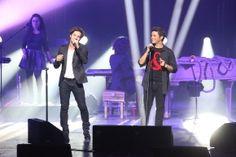 Alejandro Sanz – Noticias -El Auditorio Nacional vive una apasionante noche junto a Alejandro Sanz y sus invitados, David Bisbal y Joy
