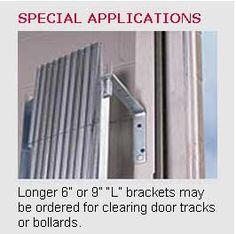 Custom Made Folding Security Door Gates