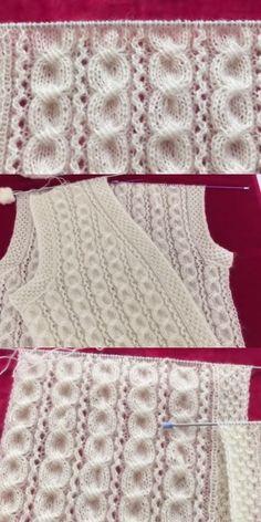 Discover thousands of images about Best Beautiful Easy Knitting Patterns - Knittting Crochet - Knittting Crochet Knitting Blogs, Easy Knitting Patterns, Knitting Kits, Knitting Stiches, Lace Knitting, Crochet Patterns, Cross Stitch Pattern Maker, Stitch Patterns, Motif Bikini Crochet