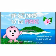 #Book Review of #ItStinkstobePink from #ReadersFavorite - https://readersfavorite.com/book-review/30556  Reviewed by Kristie Ingerto for Readers' Favorite  It Stinks to be Pink!, written and illustrated by Kathryn L. Novak, is an excellent children's book focusing on the topic of self-esteem; whether someone is struggling with self-esteem or someone just needing reminders as to why he or she is special. Spotty is a fuzzipuff, living in a beautiful place and seemingly living a wonderful life…