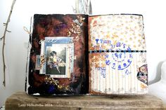 Art journal - Cards und More shopblog