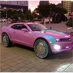 Two words. Dream. Car. Minus the crazy wheels lol
