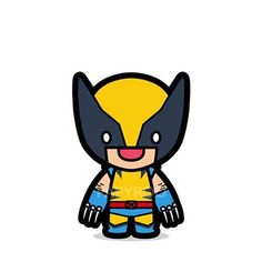 Ok, I'm in the mood for some X-Men now. Everyone from my generation will agree that the 90s animated series was so epic back in the days. Damn, I'm old. #wolverine #classic #nineties #cartoon #90s #marvel #superhero #xmen #comics #movies #vector #chibi #cute #art #design #designer #illustrator