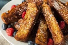 Brunch Recipe: Vanilla Bean Baked French Toast - 12 Tomatoes