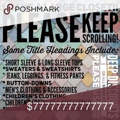 🎉🎈🎊🤗🍾😎DEEP DISCOUNTS ON ALL BUNDLES😎🎉🎈🎊 🎉🎈🎊🤗🍾😎DEEP DISCOUNTS ON ALL BUNDLES😎🎉🎈🎊 • I have a very large closet, Please KEEP SCROLLING! Some headings include: women's button down tops, short sleeve and long sleeve tees, jeans, leggings, & fitness pants & capris, men's clothing and accessories, children's clothing, footwear, and accessories, heels, boots, shoes, women's accessories, and MUCH MUCH MORE!! Brooks Brothers Shirts Casual Button Down Shirts