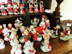 Mary's Vintage Christmas Collection