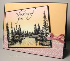 Lone Pine Designs: Stampscapes