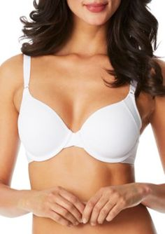 Warner39s White Cloud 9 Underwire with Lift Bra - RD0771A