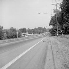 Heading east toward Fairfax, right before Super 29 and Hunters! ~ Photos by Bob Robb - Saturday, September 7, 1985, lugging my Yashica 635 loaded with a 12 exposure roll of Adox R14 film, we found ourselves archiving the intersection of Lee Highway (U.S. 29) and West Ox Road and nearby surrounds.
