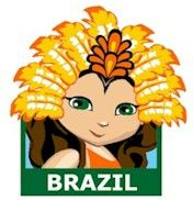 Brazil for Girl Scout World Thinking Day! What this country is known for, swap ideas, costumes, food, and more!