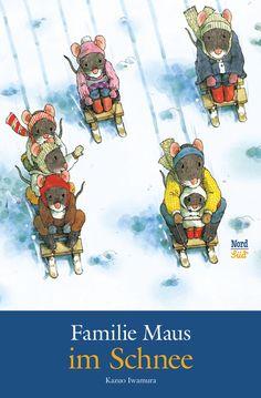 schaeresteipapier: Bilderbuch - Familie Maus im Schnee