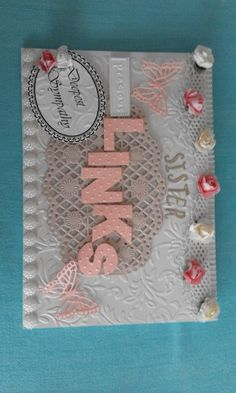 Condolence card rose gold, salmon, nude & white Inspired by The Card Lady Charissa Abrahams Condolences Card, Salmon, Nude, Rose Gold, Inspired, Frame, Cards, Decor, Sympathy Card Messages