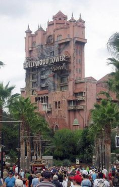 Disney World, Orlando, FL! Awesome ride at Hollywood Studios! I've ridden this and i was so afraid, i almost backed out right at the last moment...literally right when we were about to board, but I rode it and it was...AWESOME!!!!