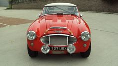 classicrallychat.co.uk :: View topic - My new Austin Healey 3000 Rally Car