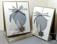 A Little Ornament is on my blog! www.ladyandherstamps.blogspot.com