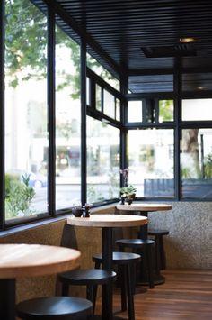 ATELIER RUE VERTE , le blog: Melbourne / Top Paddock : bar, restaurant /