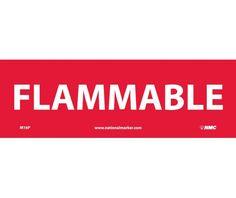 FLAMMABLE, 4X12, PS Vinyl