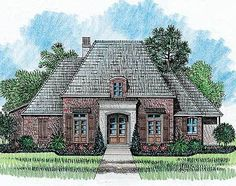 Perfect Family Living   14141KB | Architectural Designs   House Plans
