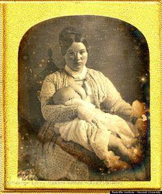 Victorian Breastfeeding Photo Fad: Shifting Discourses Of Motherhood