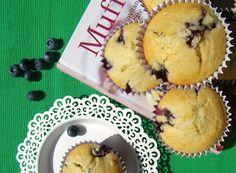 Denny Chef Blog: Muffin mirtilli e latticello