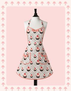 This apron is darling!