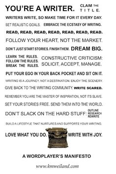 """""""writer's write, so make time for it every day."""" Maybe when my kids are older . I don't think you have to write every day to be a writer. Writing Advice, Writing Help, Writing A Book, Writing Prompts, Writing Goals, Teaching Writing, Quotes About Writing, Academic Writing, Fiction Writing"""