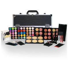 Deluxe Hollywood Makeup Kit - Light to Dark -- Makeup Artist Network Online Store