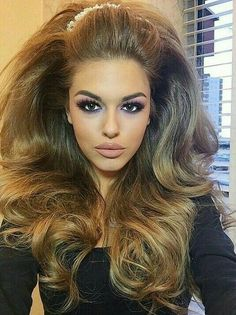 Wonderful hairstyle #hair