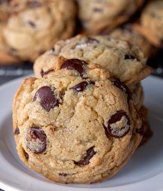 NYC Chocolate Chip Cookies Recipe - RecipeChart.com